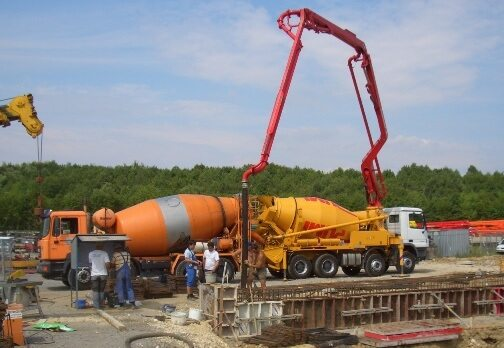 Concrete Pump Truck Operators Services