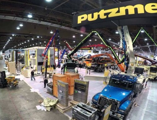 World of Concrete 2017 with Cole & Lambert and Putzmeister [ACPA Discount]