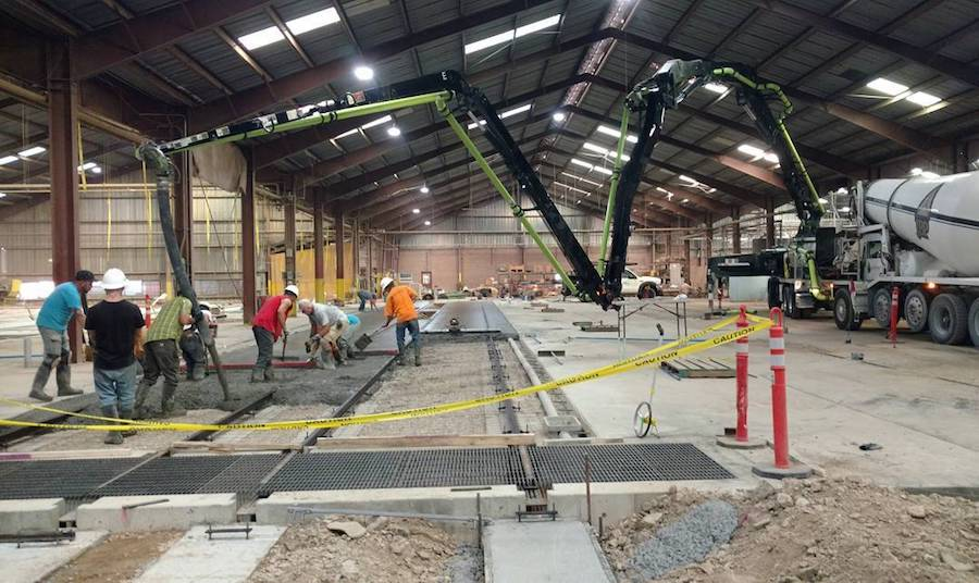 fun-concrete-pour-setup-warehouse